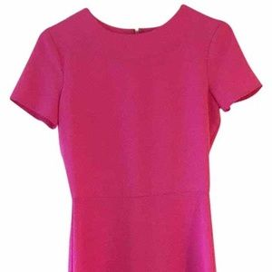 Hot pink Gianni Bini dress from Dillard's